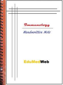 immunology-handwritten-note