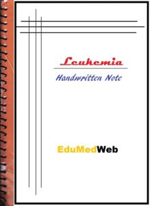 leukemia-handwritten-note-pdf